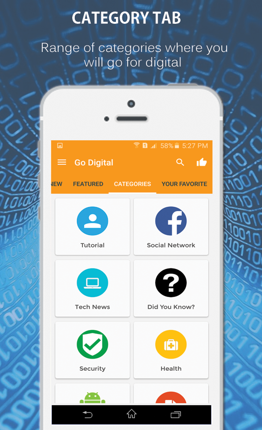Go Digital - Digital India App- screenshot