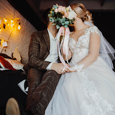 Wedding photographer Natali Mikheeva (miheevaphoto). Photo of 19.01.2019