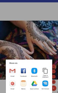 Mehndi Hand Foot Designs - náhled