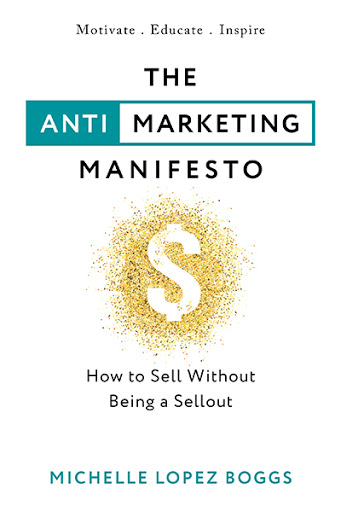 The Anti-Marketing Manifesto cover