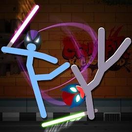 Stickman Kung Fu - Ninja Warriors Shadow Fight