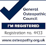 General Osteopathic Council for Osteopathic Consultancy in Camberley, Frimley and Farnborough