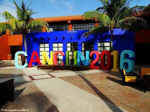 Photo: #002-Club Med Cancún Yucatán 2016.
