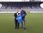 Christophe Martin-Suarez a signé à Geel