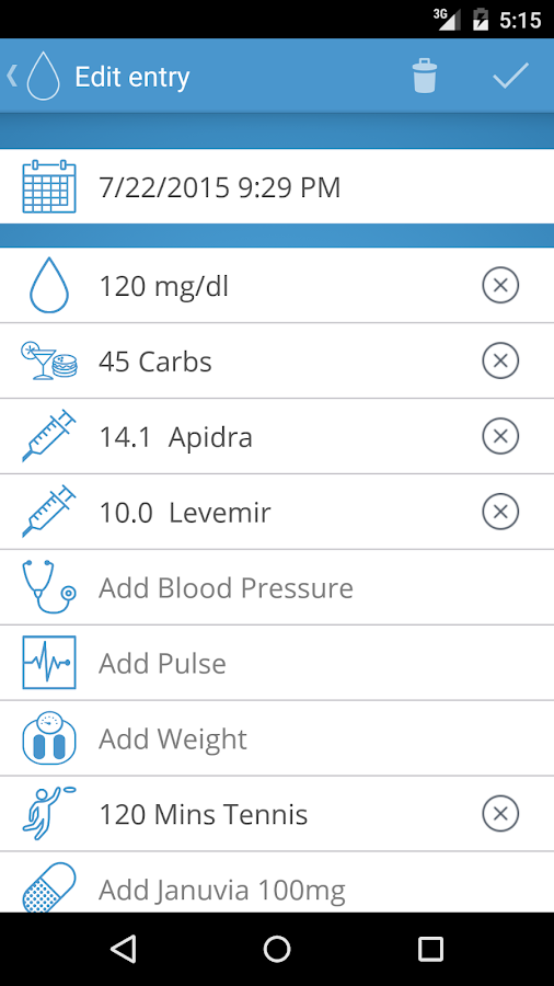 Diabetes Connect- screenshot
