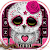 Sugar Skull Owl Keyboard Theme file APK for Gaming PC/PS3/PS4 Smart TV