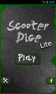 ScooterDice