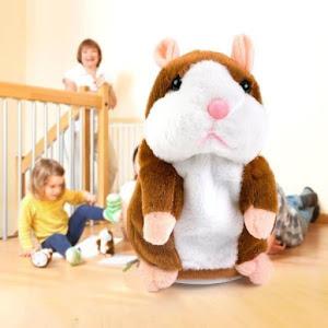 Pachet jucarii interactive din plus - Magarus + Hamster