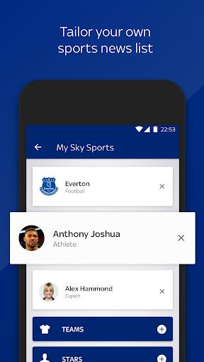 Sky Sports 8.13.0 screenshots 2
