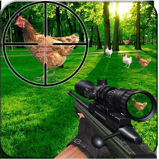 Chicken Shoot : 3D sniper Murgi Shooter