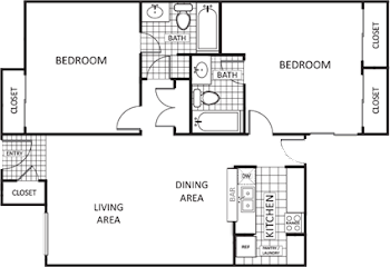 Go to The Aspen Floorplan page.