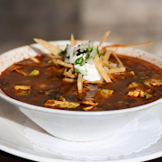 Our Famous Tortilla Soup Bowl
