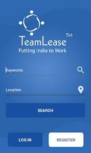 TeamLease Jobs- screenshot thumbnail