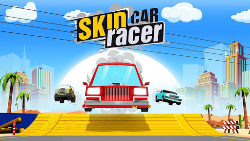 Skid Car Rally Race  captures d'u00e9cran 1