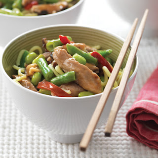 Asian Style Pork and Vegetables Recipe