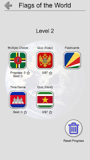 Flags of All World Countries screenshot 02