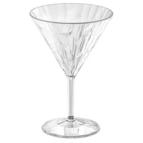 CLUB NO. 12 Martiniglas 250ml 6-pack