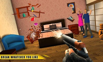 Home Smasher - Stress Buster APK screenshot thumbnail 5
