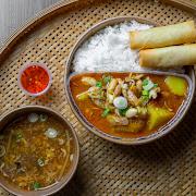 [L] Masaman Curry Chicken