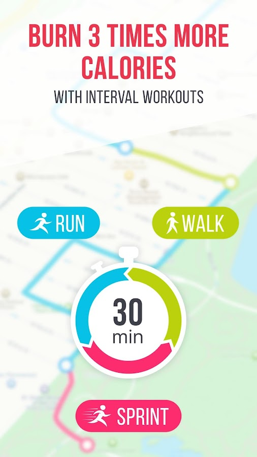Running for Weight Loss- screenshot