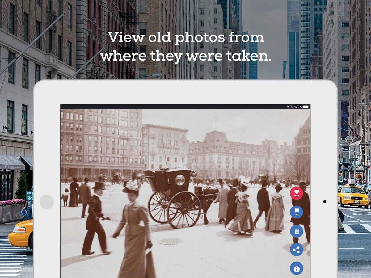OldView: History Photo Travel- screenshot