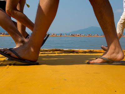 Floating Piers di Illa62