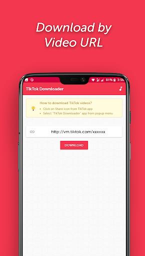 Video Downloader for TikTok - No Ads