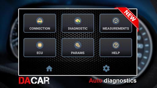 Dacar diagnostic (OBD2 ELM327)  screenshots 5