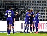Anderlecht en KV Mechelen speelden gelijk