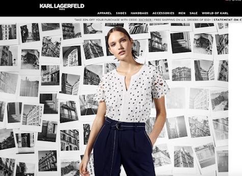Karl Lagerfeld代購文章主圖一