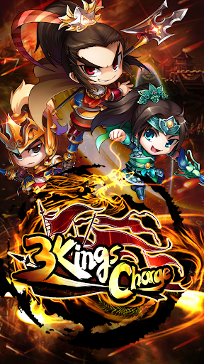 Three Kings Charge