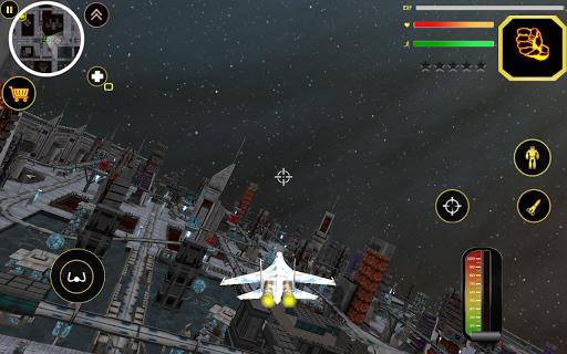 Robot City Battle apkpoly screenshots 5