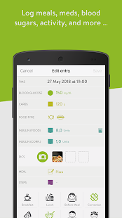 App mySugr: the blood sugar tracker made just for you APK for Windows Phone