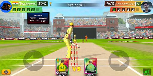WCB LIVE Cricket Multiplayer:Play Free 1v1 Matches screenshots 7