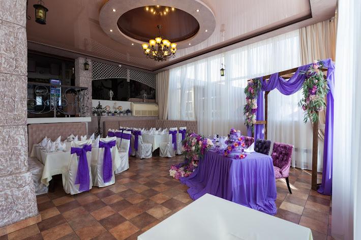 Фото №13 зала Зал «Любимый дворик»