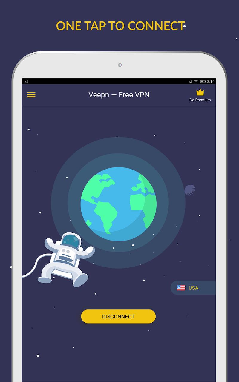 Free VPN by Veepn Screenshot 7