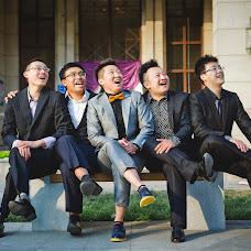 Wedding photographer Gang Sun (GangSun). Photo of 14.08.2016