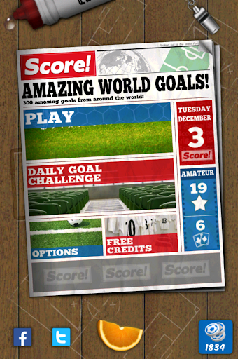 Score! World Goals screenshot 5
