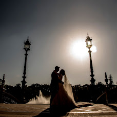 Wedding photographer Inés mª López (insmlpez). Photo of 25.09.2018