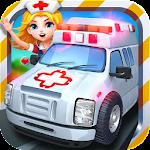 Ambulance Doctor Icon