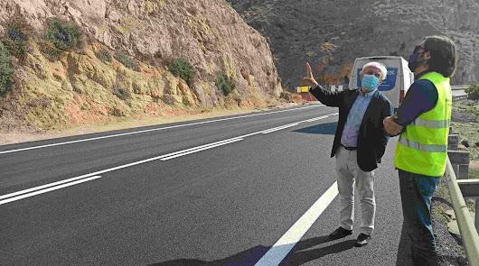 El Cañarete vuelve a abrirse completamente al tráfico casi seis meses después