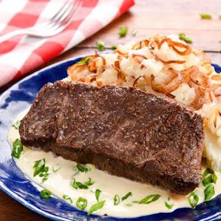 St. Louis-Style Steak