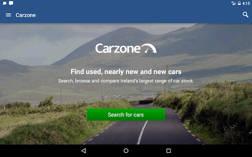Carzone- screenshot thumbnail