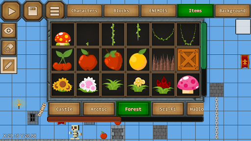 Epic Game Maker - Create and Share Your Levels! screenshots 1