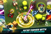 Tank Raid Online Premium game for Android screenshot