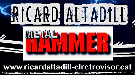 RICARD ALTADILL - METAL HAMMER screenshot 2