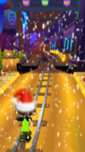 subway ben christmas - náhled