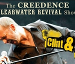 Clint & Co, The Creedance Clearwater Revival Tribute Show : Rivonia Barnyard