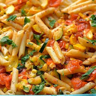 Vegetable Garden Pasta.