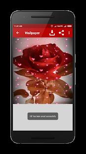Rose GIF 2018 - náhled